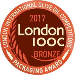 LONDON 2017 Packaging Bronze