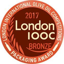 LONDON 2017 Packaging Bronze