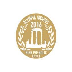 Olympia Award High Phenolic Gold