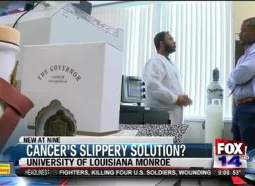 Cancer's Slippery Solution?