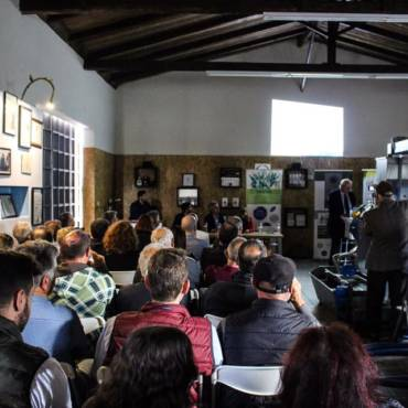 First Scientific Olive Oil Conference at The Governor's Olive Mill
